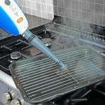 Vax S7 handheld tool cleaning oven tray